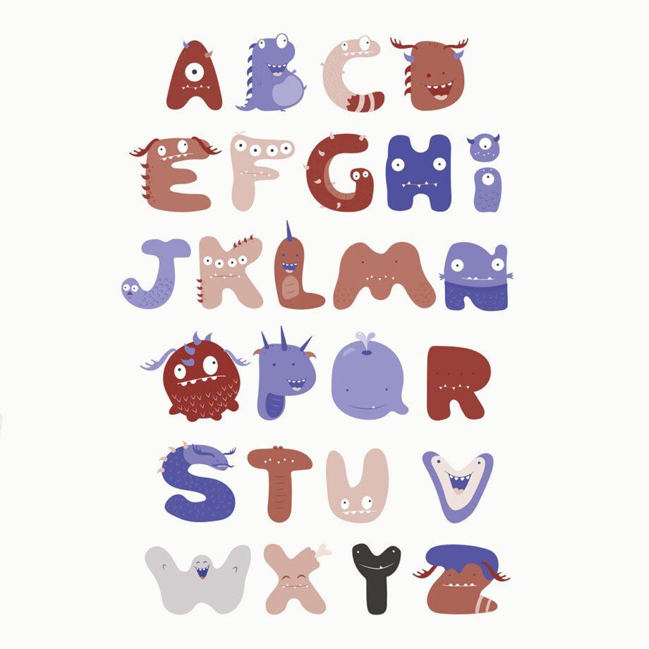 ABC leren