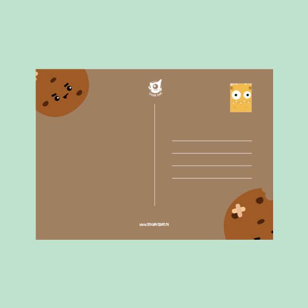 Grappige_wenskaart_kaart_cookie